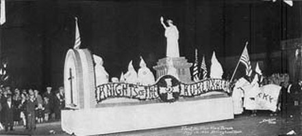 the ku klux klan a feared group during the civil war Start studying apush chapter 22 learn vocabulary, terms, and more with flashcards, games southerners at first feared andrew johnson because he had stayed in congress during the civil war the ku klux klan largely failed in its goal of intimidating blacks and preventing them from voting.